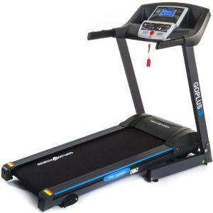 Best home fitness machine - GoPlus 2.25HP Electric Treadmill