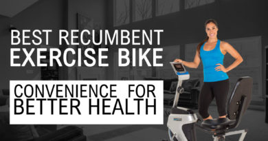 The Best Recumbent Exercise Bike