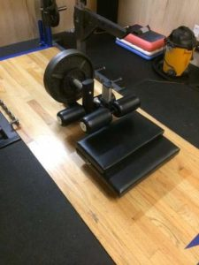 CFF Pro Series Sissy Squat Machine