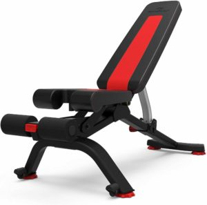 Bowflex adjustable Weight Bench