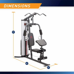 fourth runner up for best compact home gym