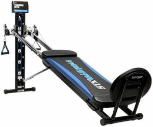 third runner up for best compact home gym