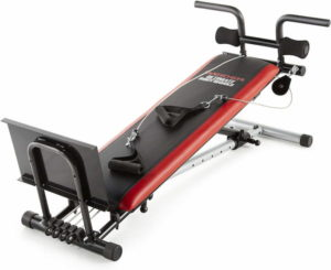 final runner up for best compact home gym